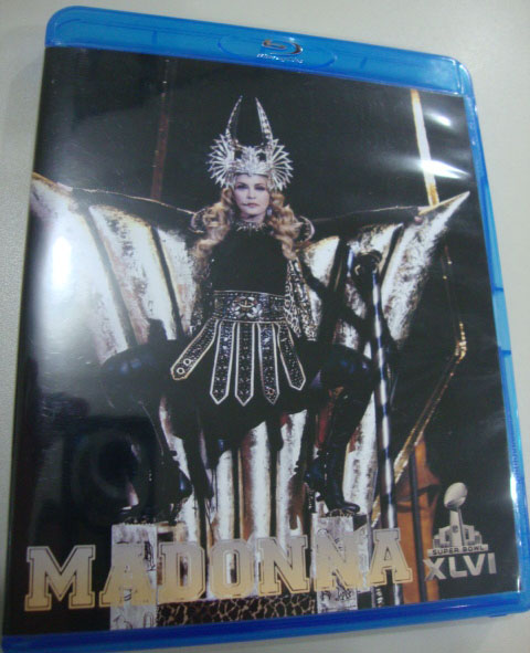 madonna blu-ray dvd supwerbowl grammy 2014 miley cyrus cover