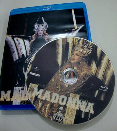 madonna blu-ray dvd supwerbowl grammy 2014 miley cyruscd