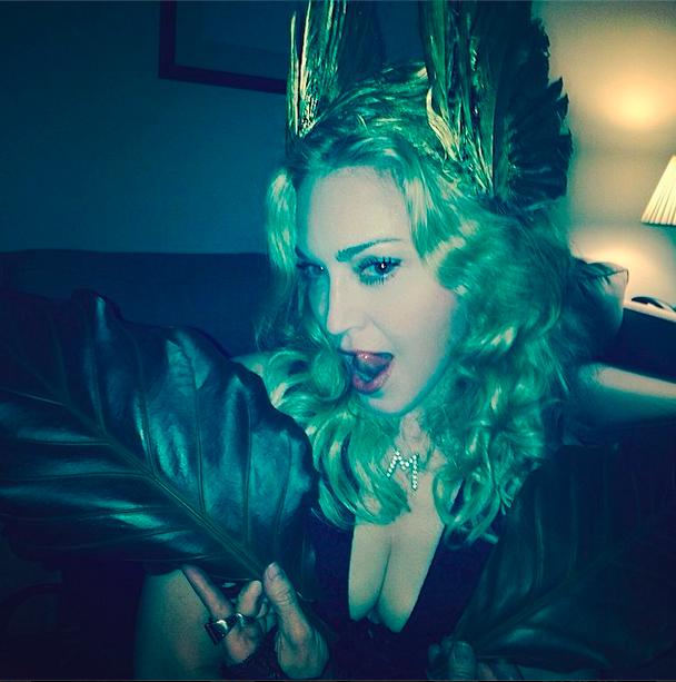 madonna novo álbum 2014 instagram Mert Alas