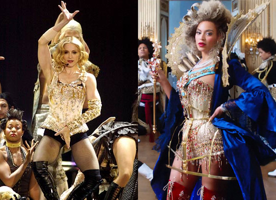 madonna reinvention beyoncé