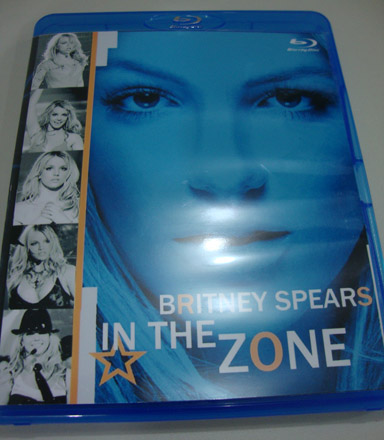 blu-ray britney spears in the zone cover