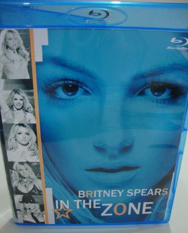 blu-ray britney spears in the zone2