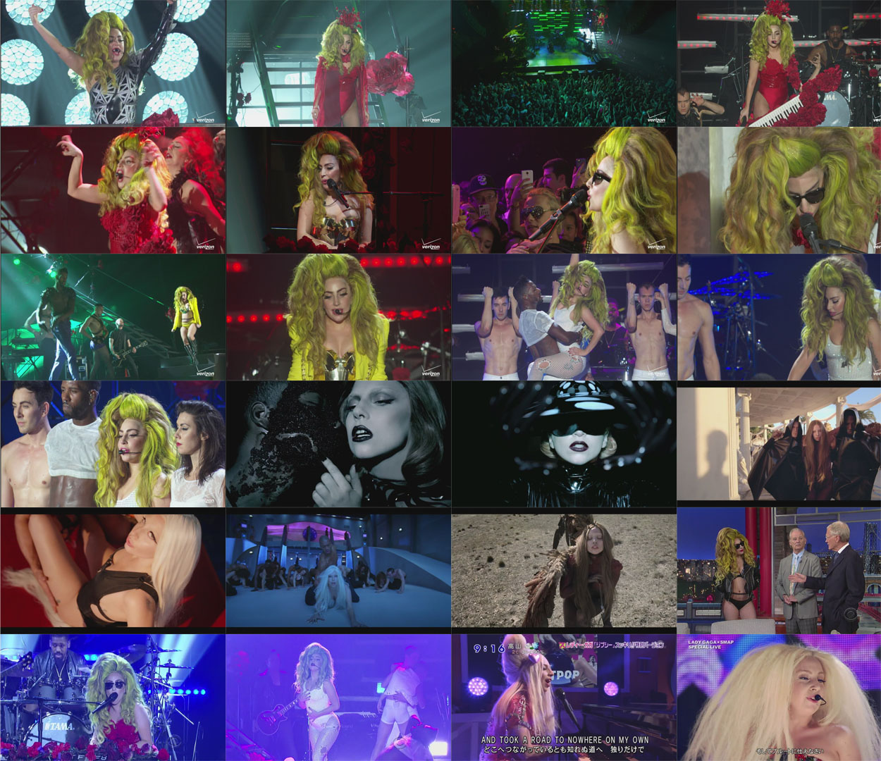 dvd lady gaga artpop artrave live at roseland captures