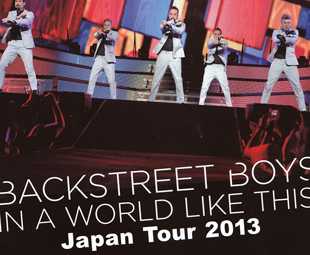 backstreet boys 4 minutes madonna live in japan