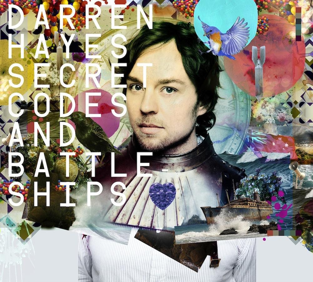 """Darrren Hayes é o ex-vocalista da banda Savage Garden e desde 2000 segue em carreira solo, tendo como último álbum o bem-sucedido """"Secret Codes"""", de 2011."""