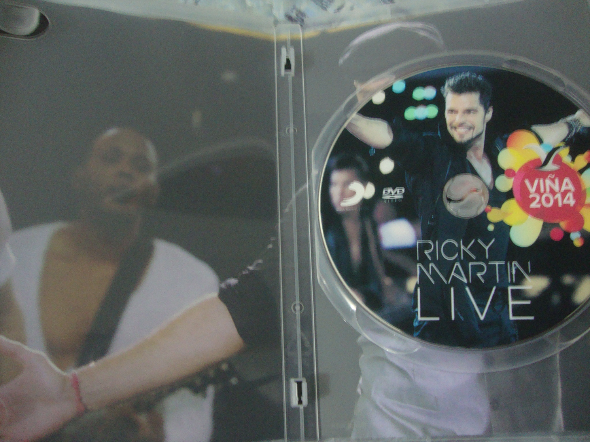 dvd ricky martin festival viña del mar come with me adrenalina5
