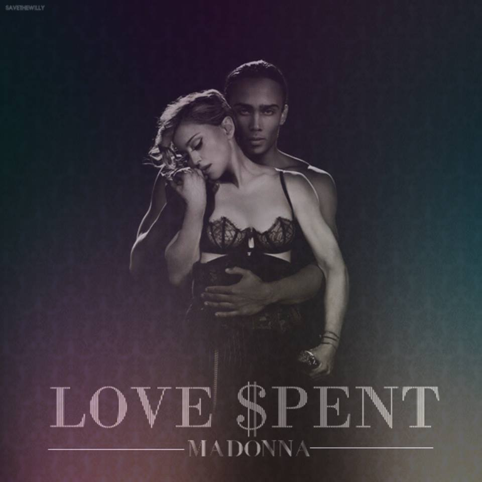 madonna love spent mdna download