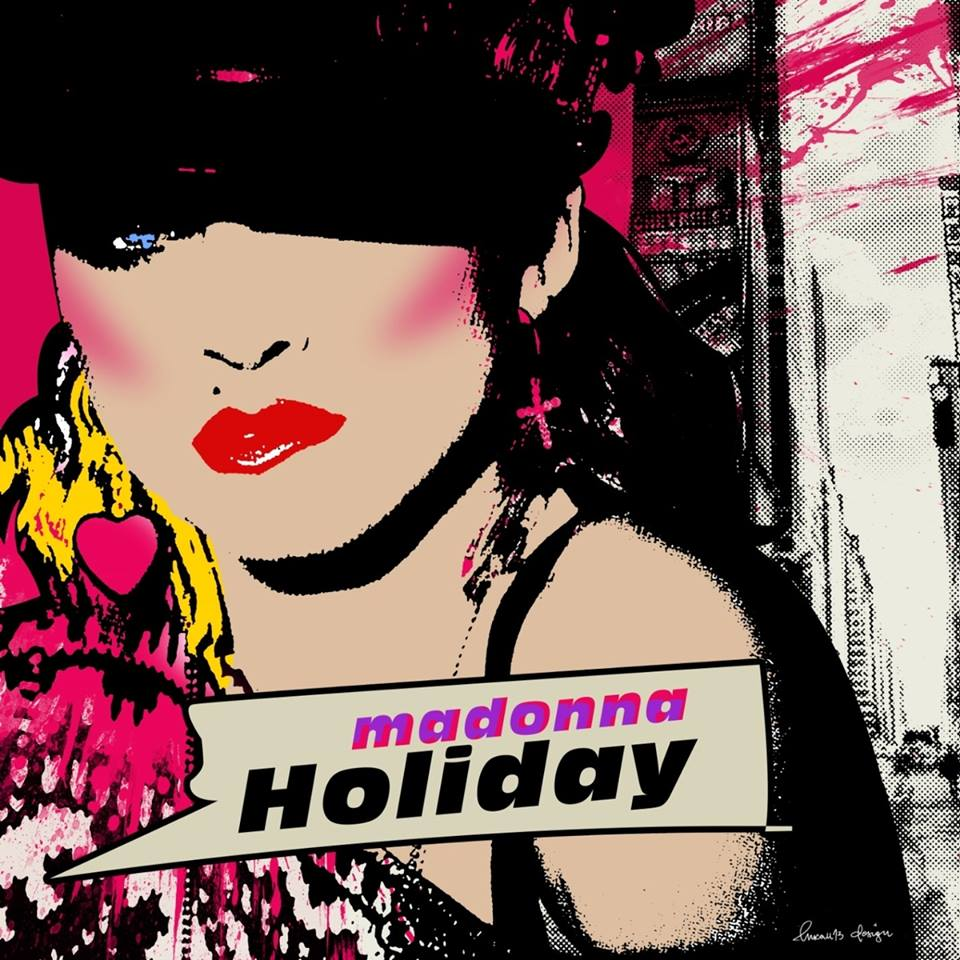 madonna holiday remixes cd vinyl lp vinil download