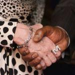 Madonna e o Presidente do Malawi Peter Mutharika6