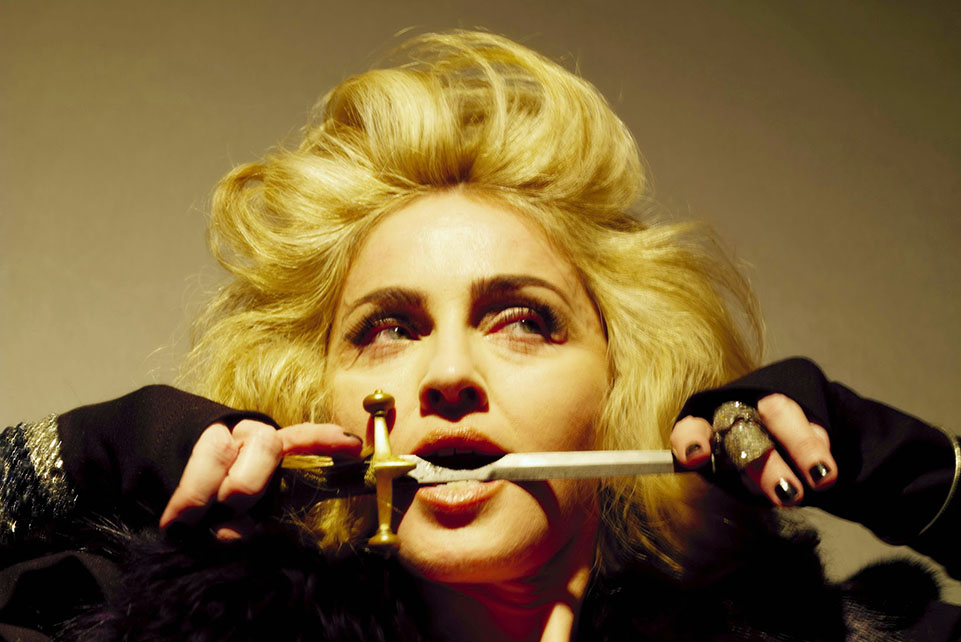madonna - a cantora mais influente da história