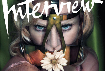 MADONNA INTERVIEW MAGAZINE COVER ENTREVISTA DAVID BLAINE2