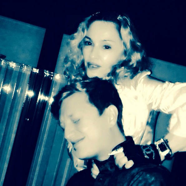 madonna Living For Love Rebel Heart remix by Djemba Djemba