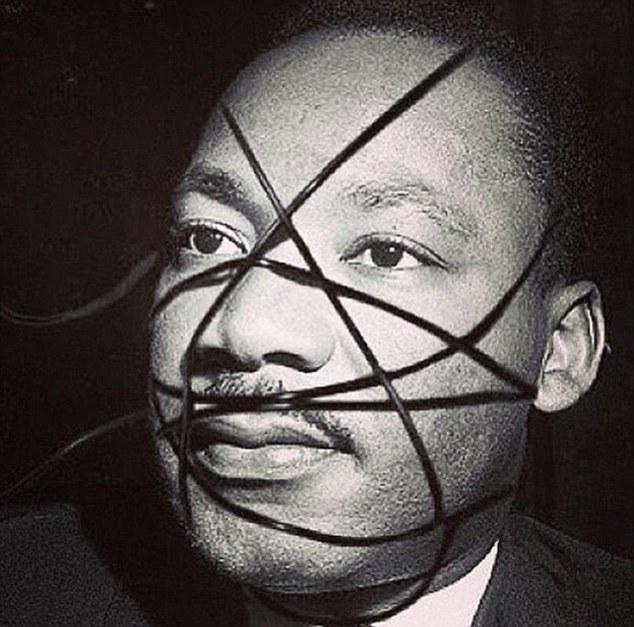 madonna instagram Martin Luther King