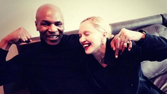 madonna mike tyson rebel heart iconic