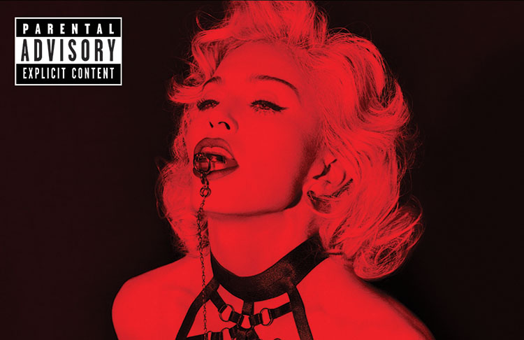 MADONNA REBEL HEART SUPER DELUXE EDITION 2CD