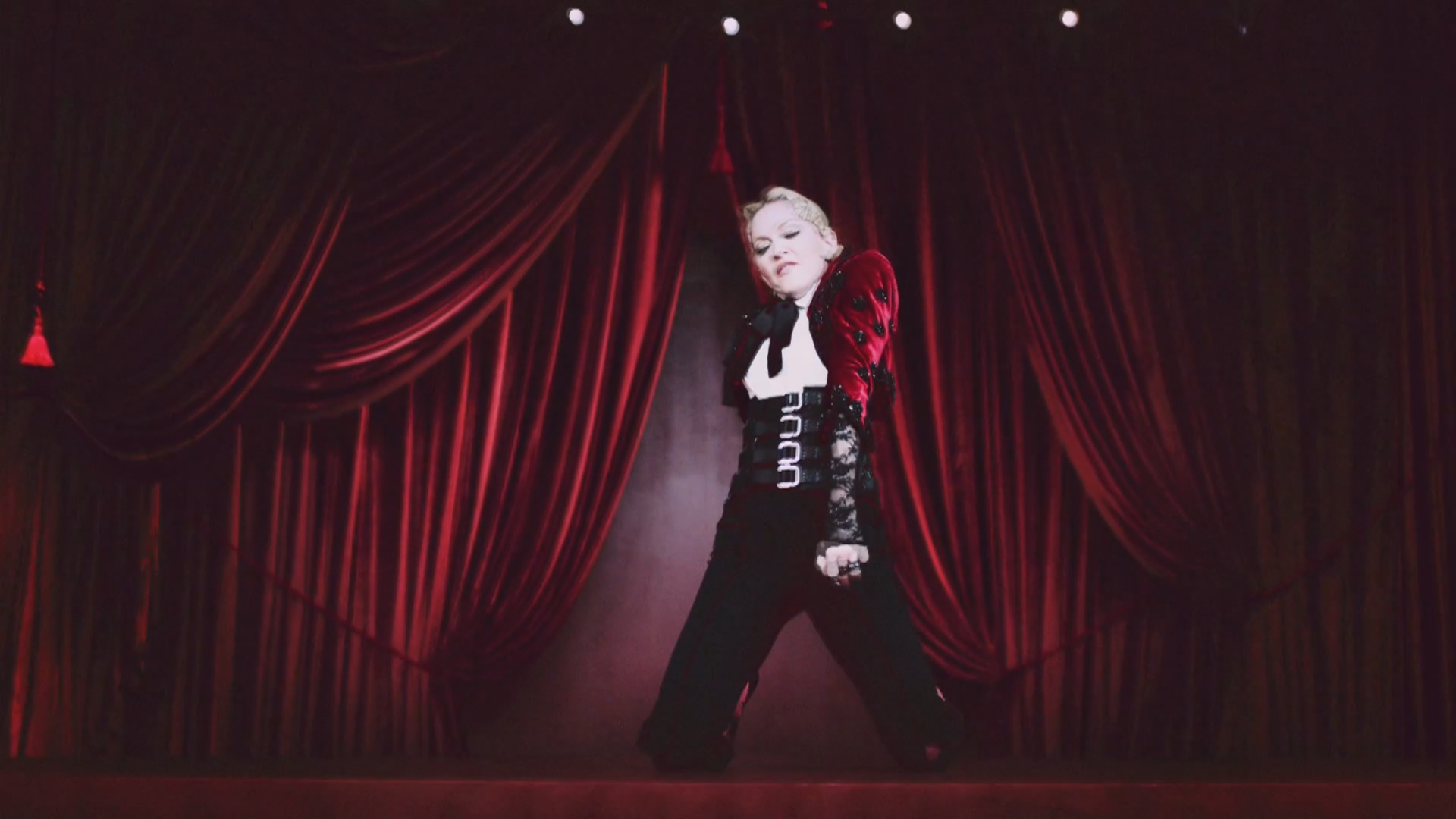 madonna living for love rebel heart video (27)