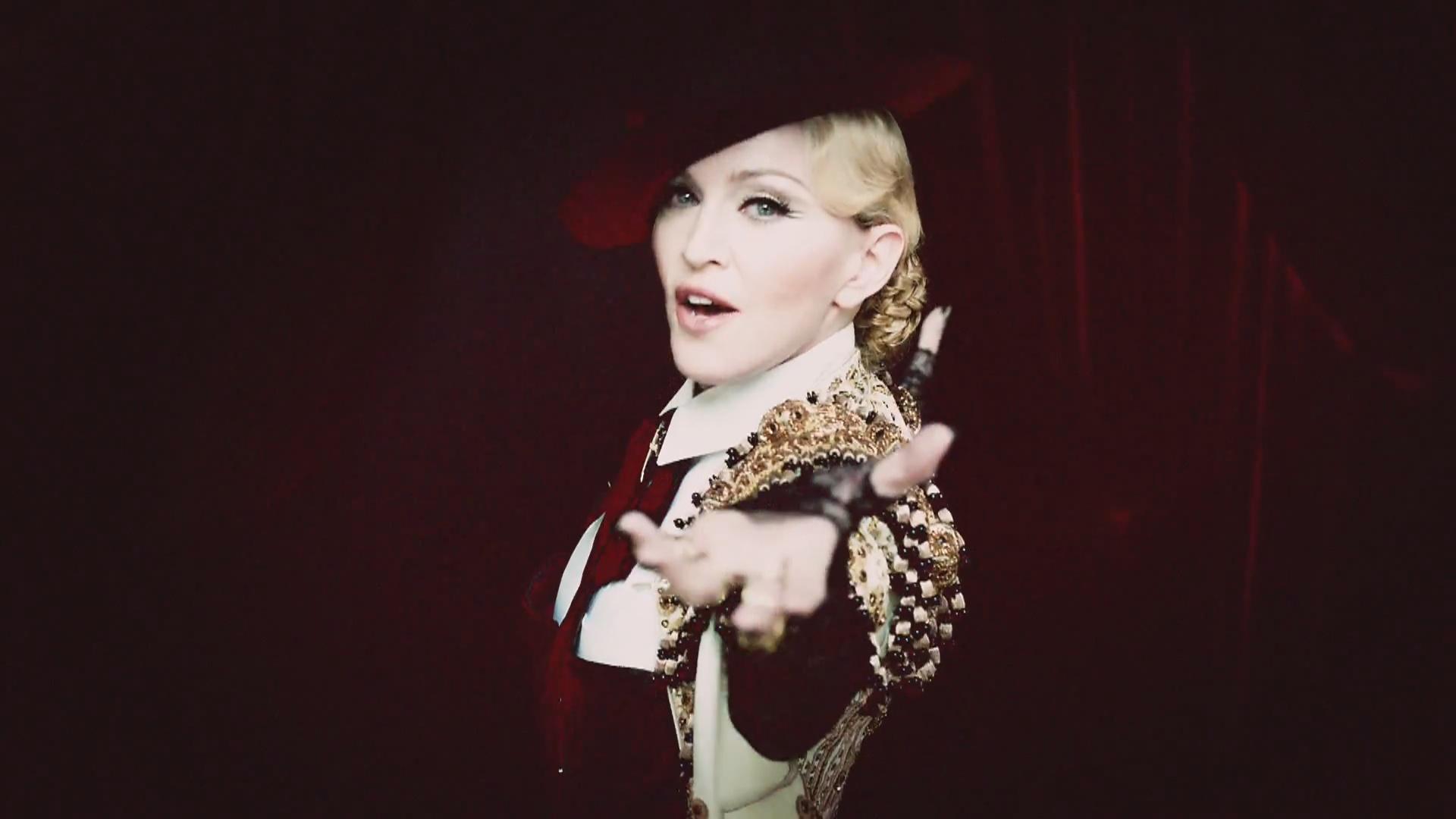 madonna living for love rebel heart video101