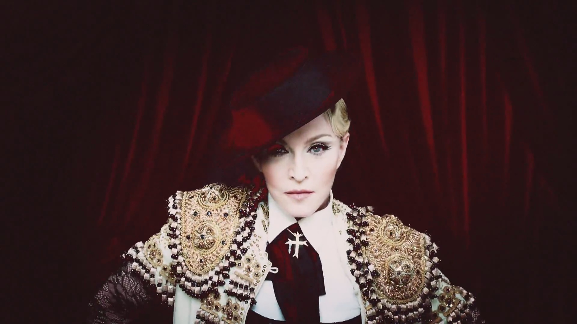 madonna living for love rebel heart video136