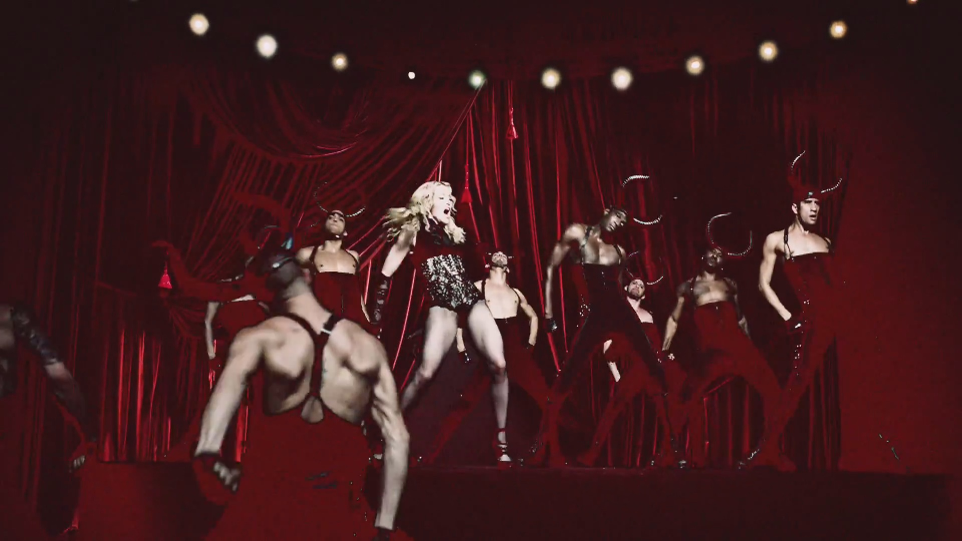 madonna living for love rebel heart video166