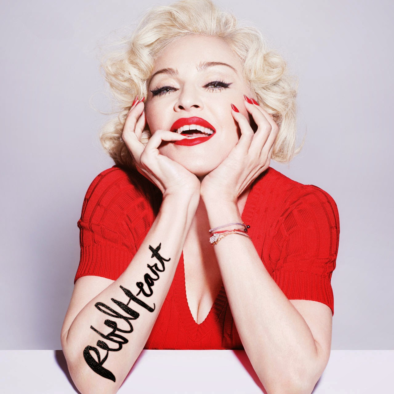 madonna rebel heart cover standard
