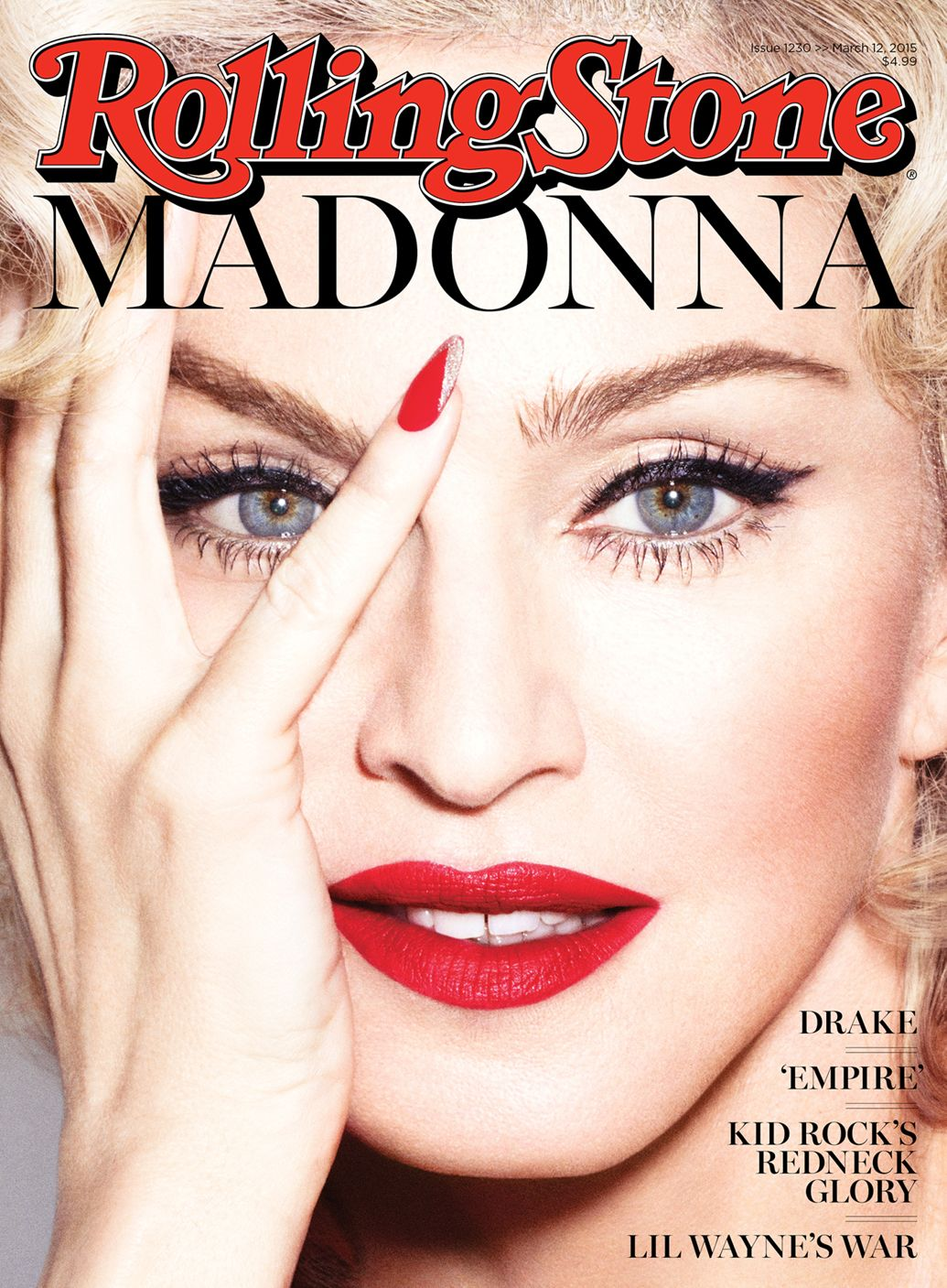 madonna rolling stone capa 2015 rebel heart