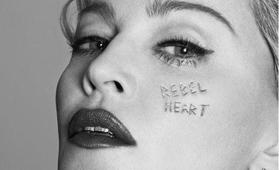 madonna - rebel heart interview