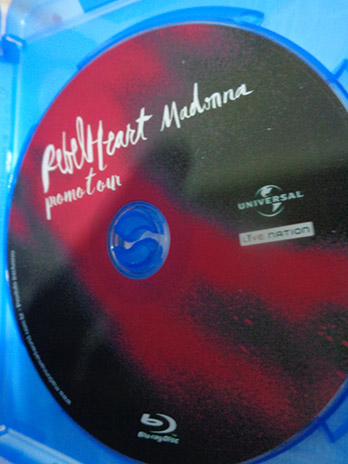 blu-ray dvd madonna rebel heart 2
