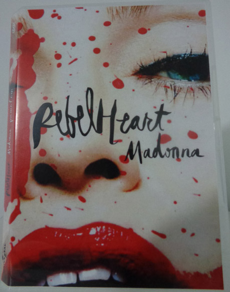 dvd madonna rebel heart 1