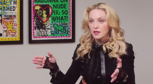 madonna entrevista us weekly rebel heart 2015
