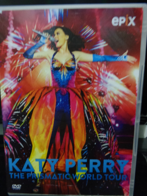 dvd katy perry prismatic tour epix e superbowl 1