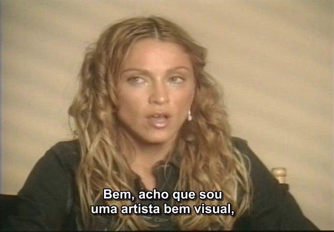 madonna ray of light entrevista