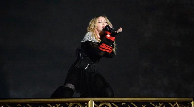 Rebel Heart Tour prova que Madonna é uma grande vocalista