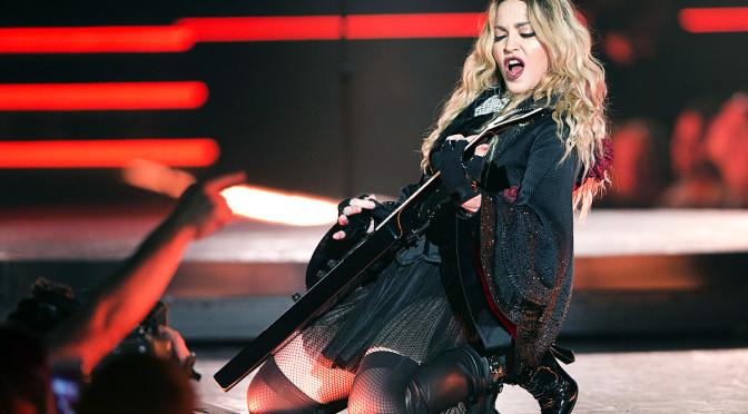 Rebel Heart Tour em Nova York: Não há ninguém como Madonna