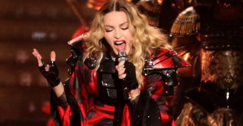 madonna-new-york-madison-square-garden rebel heart tour