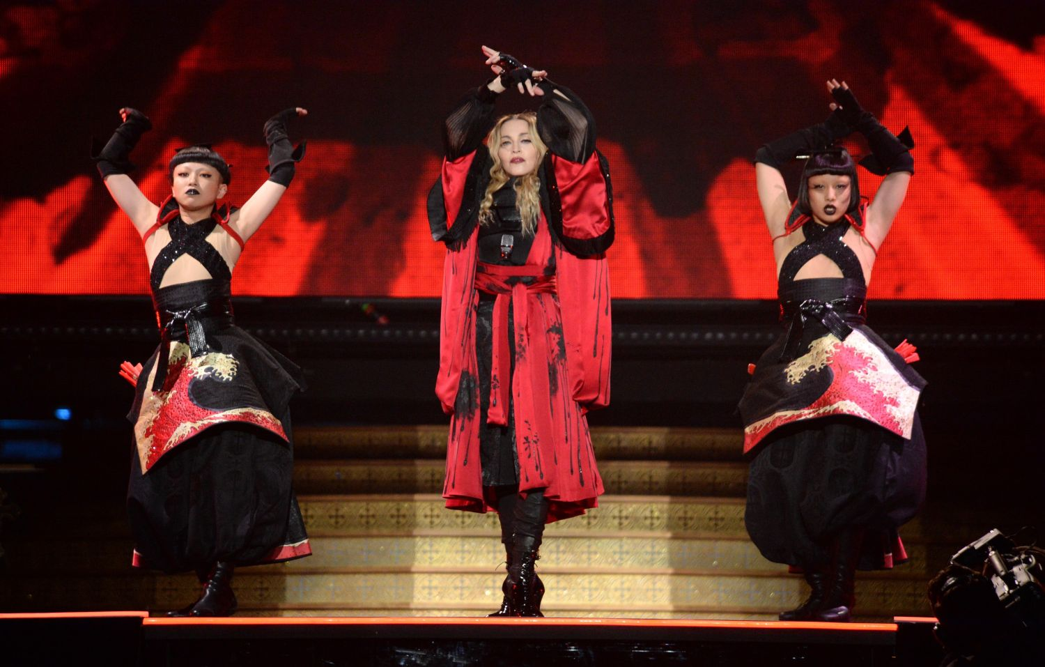 Madonna Rebel Heart Tour Numbers