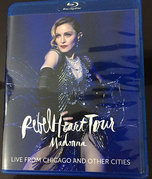blu-ray dvd madonna rebel heart tour chicago 3