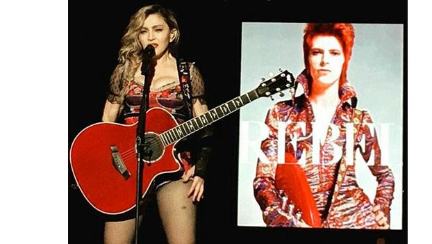 Madonna-Bowie