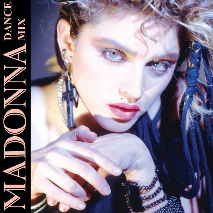 madonna dance mix lp vinyl