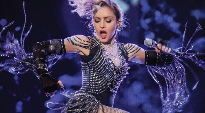 Madonna confirma CAPA e lançamento da tour Rebel Heart Tour